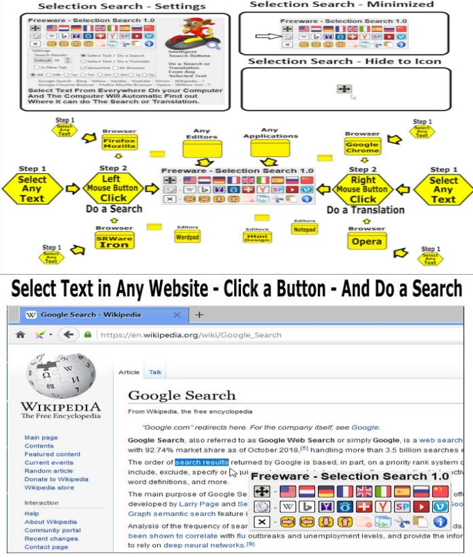Google Selection Search 1.0 full